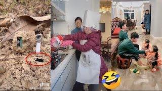 Những Khoảnh khắc hài hước và thú vị bá đạo trên Tik Tok Trung Quốc Triệu view✔️Tik Tok China #24😂