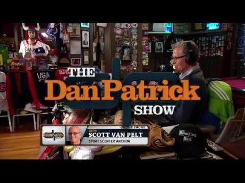 Scott Van Pelt on The Dan Patrick Show (Full Interview)