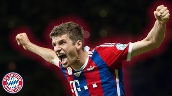 Thomas Müller's Top 10 Goals for FC Bayern!