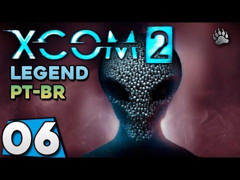 """XCOM 2 #06 """"UFO no chão!"""" - Legend Gameplay Português Vamos Jogar PT-BR"""