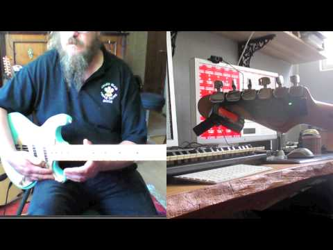 Tronical Tune how to program Custom guitar tunings Csus2 DGCGCD