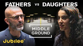 Should Sons Be Raised Differently? Fathers vs Daughters | Middle Ground