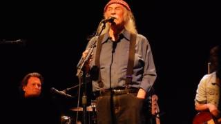 Watch David Crosby At The Edge video