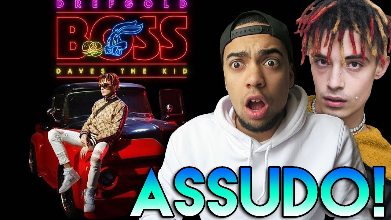 DREFGOLD - BOSS (Prod. Daves The Kid) Reaction