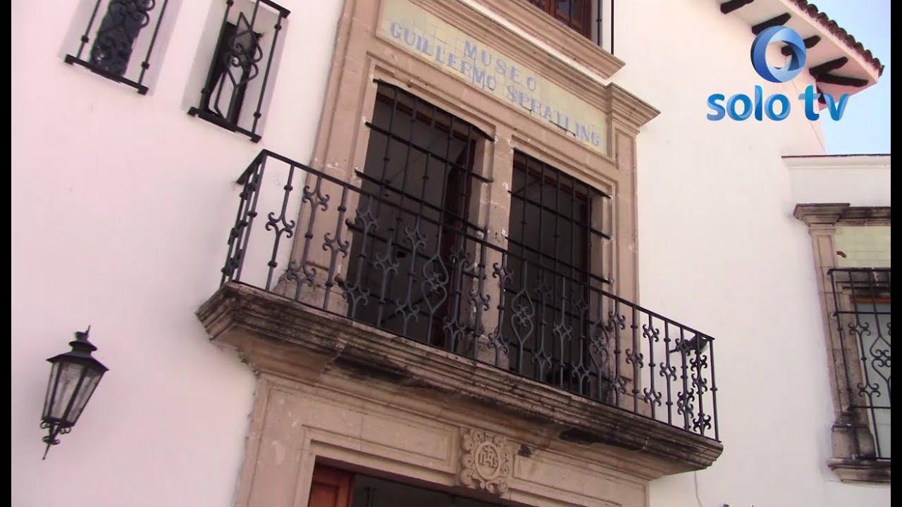 Museo Guillermo Spratling un atractivo más de Taxco.