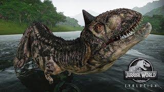 Jurassic World Evolution - Mundo Aberto #130