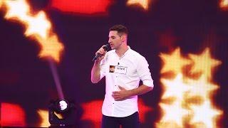 Dean Martin - Sway. Vezi aici cum cântă Gherman Florin, la X Factor!