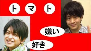 声優の緑川光さんは大のトマト好き!トマターだそうです笑 一方、石川界...