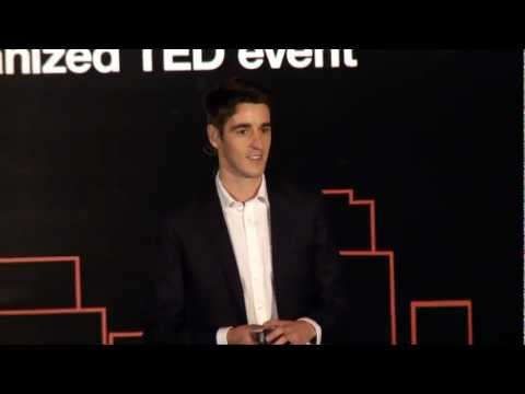 The most wasted resource on Earth is talent: Jared King at TEDxMongKok