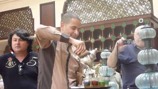 08 Mazagan Beach Resort | Tea Ceremony - Morocco Travel - Vacation, Tourism, Holidays [HD]