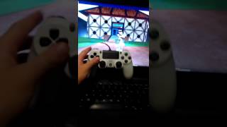 How to use ps4 controlled + Xbox controller on roblox