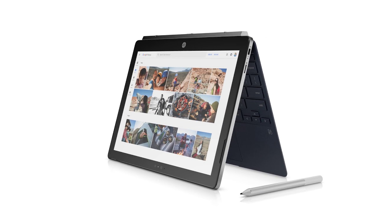 Hp Chromebook X2 2 In 1 Tablet Youtube