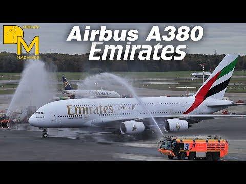 *PREMIERE* AIRBUS A380