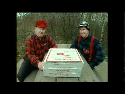 Sven & Oles Pizza Commercial 2006, Grand Marais, Minnesota, Duluth