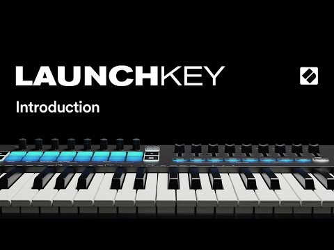 Launchkey [MK3] - Introduction // Novation