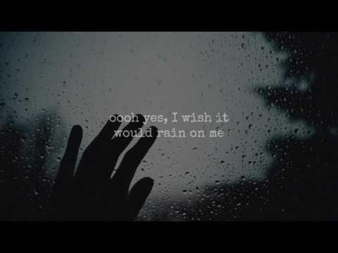 I Wish It Would Rain Down | Phil Collins | Lyrics ☾☀