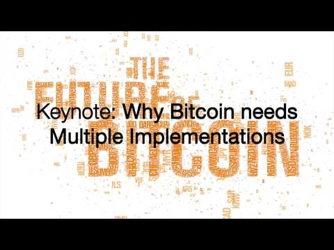 Jihan Wu: Why Bitcoin needs Multiple Implementations