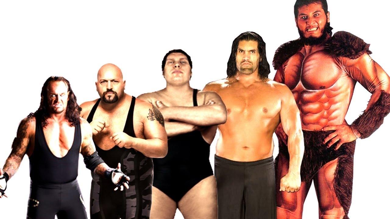 Image result for wrestling giants