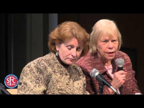 Women in Government: Joan Millman, Jo Anne Simon, Roxanne Persaud
