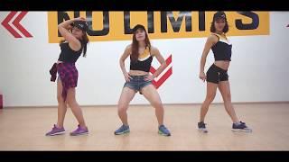 Zumba(R). HUGEL feat. Amber van Day - WTF. Choreo by Ekaterina Bogdanova ZIN(TM)