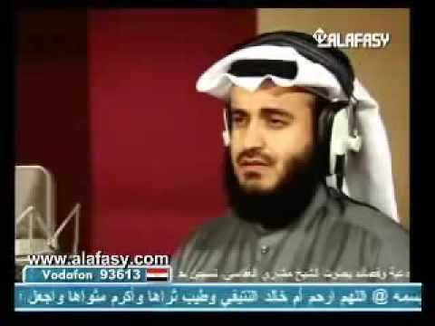 سورة تبارك الذي بيده الملك   مشاري راشد العفاسي   360P1