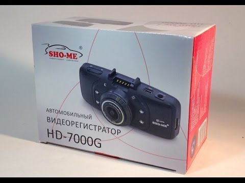 Радар-детектор Sho-Me G900 STR (GPS) - YouTube