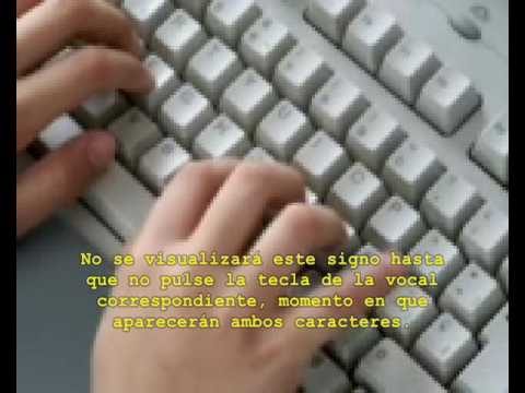 MecaGratis.com - Curso Mecanografía - Lección 83 from YouTube · Duration:  57 seconds