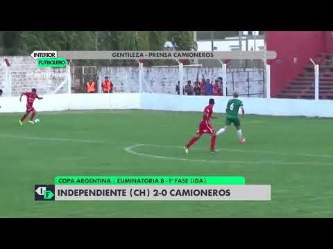 Show de Goles - Independiente de Chivilcoy vs. Camioneros (Programa 178)
