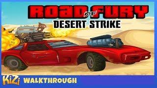 Road of Fury: Desert Strike  → [Walkthrough]