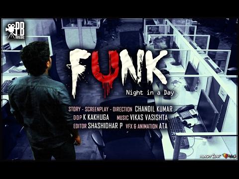 FUNK Horror Short Film| Full Movie | Paper Boys |