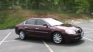 FOR SALE 2007 BUICK LUCERNE CXS STK# 30913B   www.lcford.com