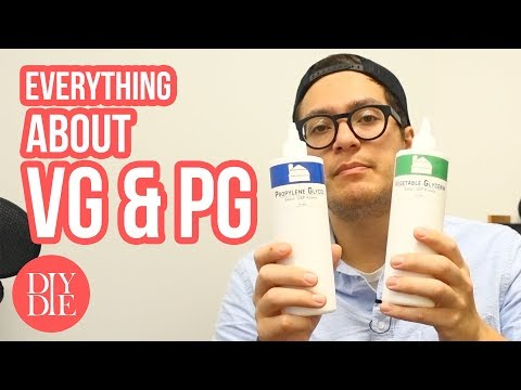 Everything You Need to Know About VG & PG ⚗️  [ #quicktips ]