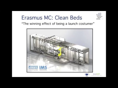 EcoQUIP | The Innovation Procurement Journey (Part 2) Presentation at Erasmus MC