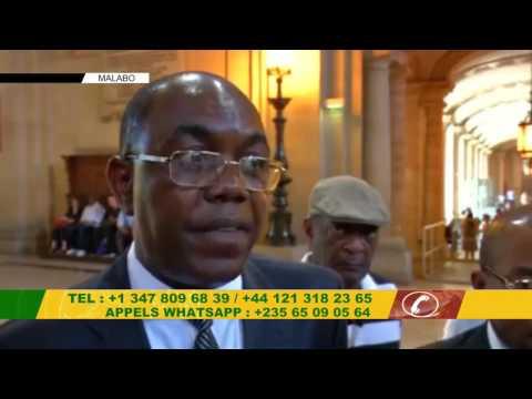 APPEL SUR LE CONTINENT  DU  07 07 2017 GUINEE EQUATORIAL: