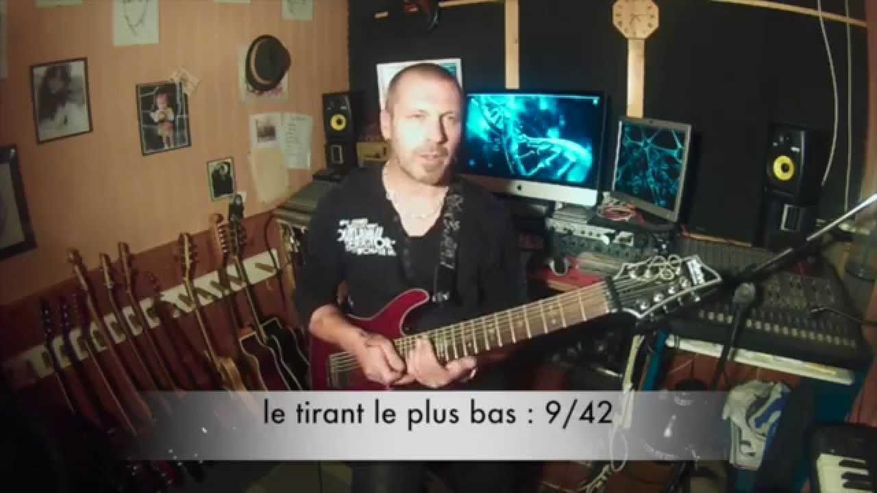 Accordage metal : Drop D et bien plus encore - Metal tone ...