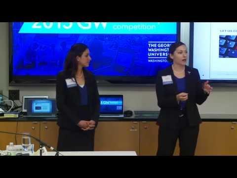 MedConnect: 2015 GW Business Plan Competition Final Presentation