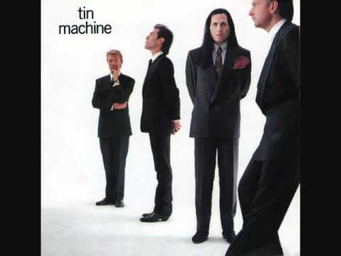 David Bowie & Tin Machine - Amazing
