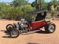 T-bucket 1923 Ford Hot Rod
