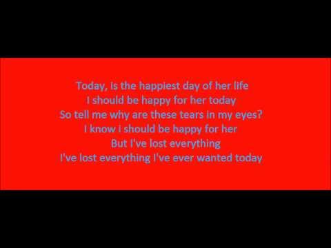 Today - Gary Allan (Lyrics On Screen)
