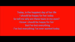 Today - Gary Allan (Lyrics On Screen)