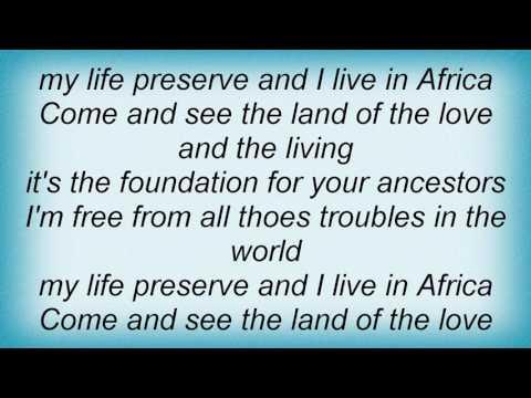 Sizzla - I'm Free (First Born Riddim) Lyrics