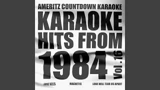 Love Resurrection (In the Style of Alison Moyet) (Karaoke Version)