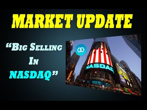 MARKET UPDATE BIG SELLING IN NASDAQ - SILVER AND GOLD HOLDING STRONG