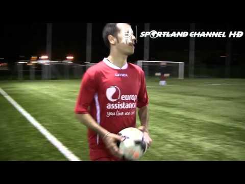 Insurance Football Cup 2015  EUROP ASSISTANCE vs MARSH