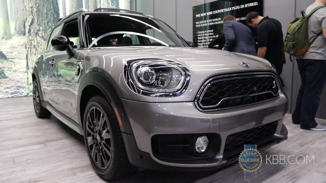 2017 Mini Countryman 2016 La Auto Show Youtube