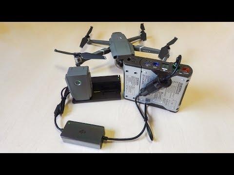видео: Зарядка батареи М2Р от Goal Zero Sherpa 50
