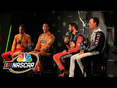 martin-truex-jr.,-kevin-harvick-eye-second-nascar-championship-|-motorsports-on-nbc