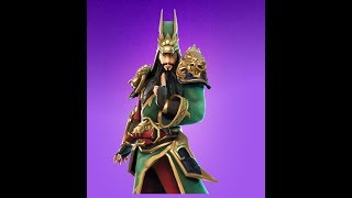 NEW FREE GUAN YU SKIN AND GUANDO HARVESTING TOOL! NEW FREE FORTNITE SKINS!