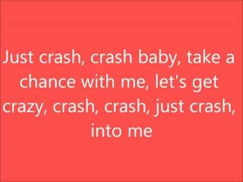 Crash - Cody Simpson + Lyrics on screen
