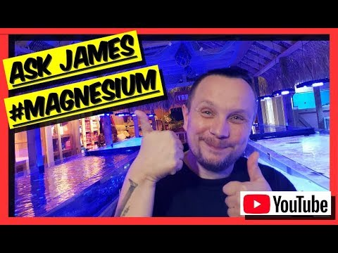 MAGNESIUM In The Reef Aquarium. Ask James